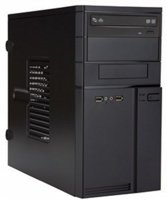 Case In Win ENR053 Black MATX Tower USB3.0 With PSU 400W