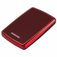 HDD Ext. Samsung S3 Portable 500GB / USB 3.0 / 2.5Inch / Red