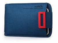 Natec Tablet Sleeve 10Inch / Navy Red