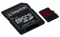 Kingston Technology microSDHC/SDXC UHS-I U3 32GB